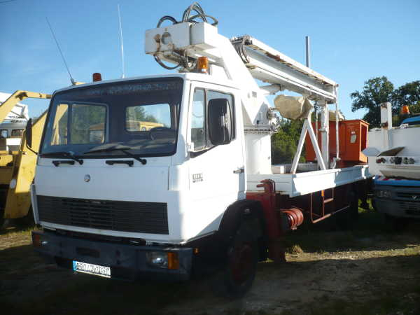 FRANCE ELEVATEUR  GENIE TELELLECT ISOLI LVM JLG